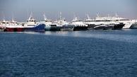 تعطیلی  سفرهای دریایی از بندرهای چارک و آفتاب به کیش