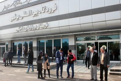 فرودگاه بوشهر آماده میزبانی مسافران نوروزی