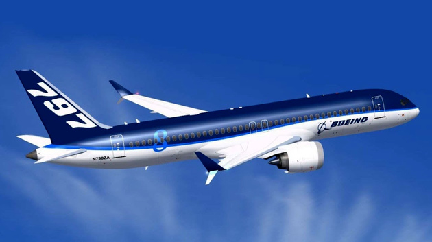 Boeing in Talks with Gulf Carriers about 797 Model