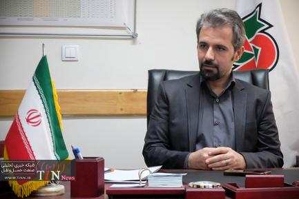 حمزه ذاكري مديركل دفتر نگهداري راههاي روستايي و فرعي سازمان راهداري