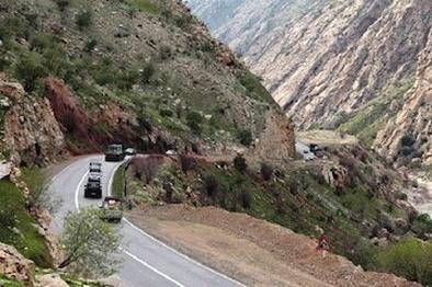 محور خرم آباد-پلدختر به مدت ۱۰ روز مسدود است