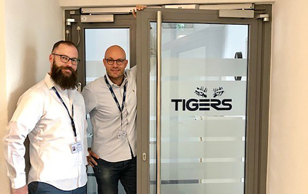 Tigers grows in Germany
