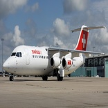 SWISS Says Goodbye To Last Avro RJ100