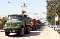 تلاش برای جذب سرمایههای خارجی در نوسازی ناوگان فرسوده جادهای