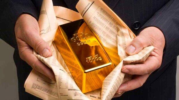 کشف 2کیلو شمش طلا ازمسافر اتوبوس در قزوین