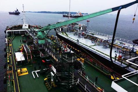 Fuel-Oil Bunkering Operations Start at Qatari Ports