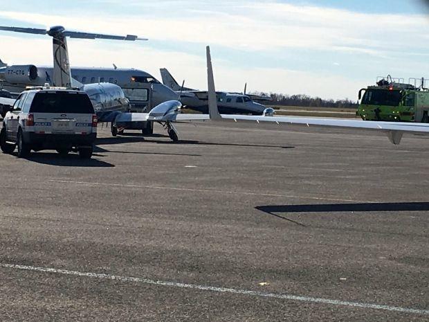 برخورد دو هواپیما در کانادا