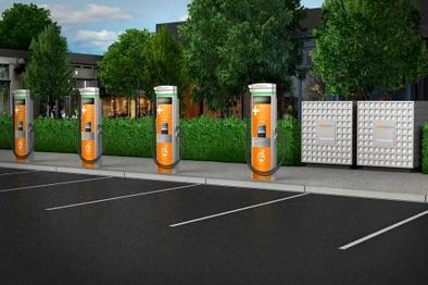 احداث 2.5میلیون ایستگاه شارژ خودروهای الکتریکی تا سال 2025