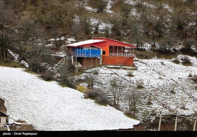 پیشبینی بارش برف در ۸ استان/هشدار وقوع سیلاب