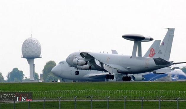 ناتو ترکیه را به هواپیماهای آواکس ای ۳ سنتری مجهز میکند