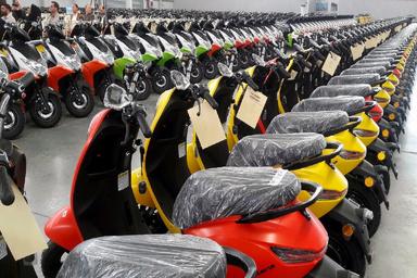 موتورسیکلتها چگونه هوای تهران را آلوده کردند؟