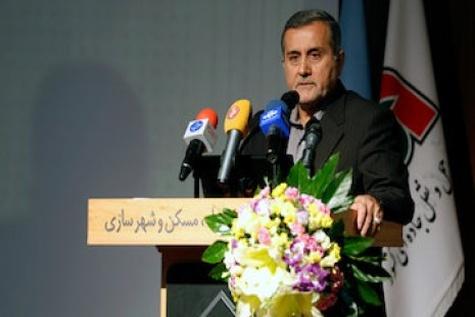 استقرار اداره کل راهداری و حمل و نقل جادهای در ایرانشهر