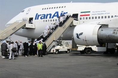 بیم و امیدهای پرواز حجاج از فرودگاه همدان