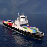 Seaspan Ferries adds two new LNG-hybrid vessels