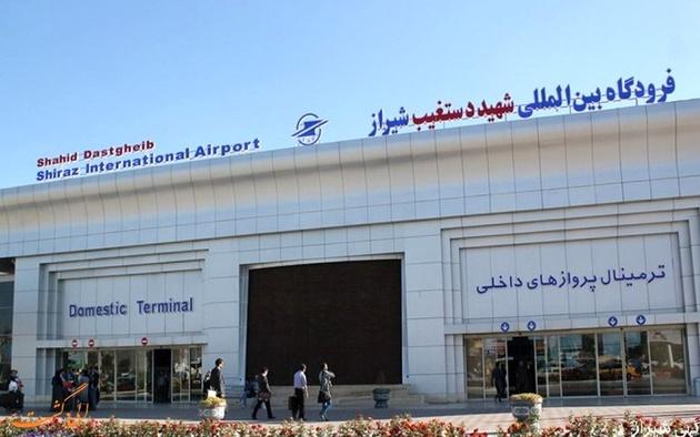 اعزام بیش از ۴۲۰۰ زائر به سرزمین وحی از فرودگاه شیراز