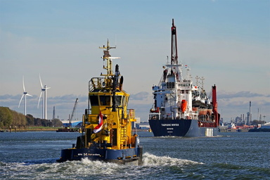 LNG Bunkering Increases in the Port of Rotterdam