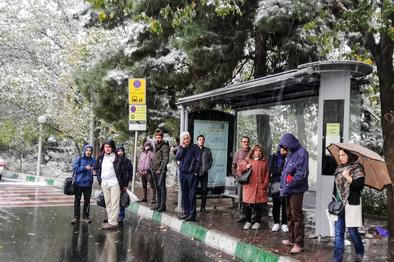 14 هزار نیروی خدمات شهری وضعیت انهار و کانالهای تهران را رصد میکنند