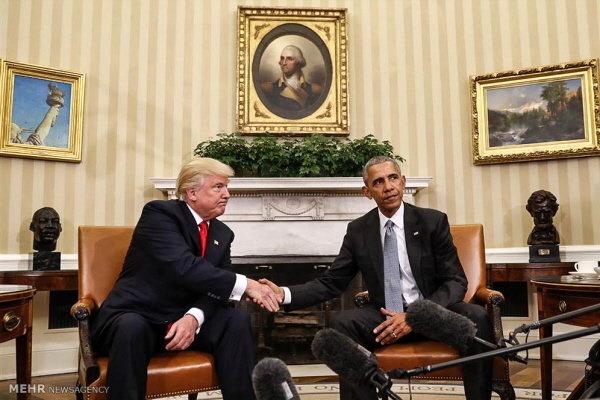 انتقاد شدید اوباما از سیاستهای ترامپ