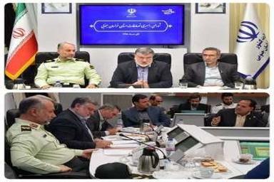 بهروزرسانی علایم رانندگی کریدورهای خراسان جنوبی