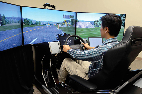University of Houston and TTI researchers release unique distracted driving dataset
