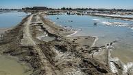 آمادگی راهداران برای مقابله با جاری شدن سیل احتمالی در منطقه سیستان