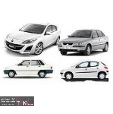 قیمت رسمی خودروها افزایش یافت