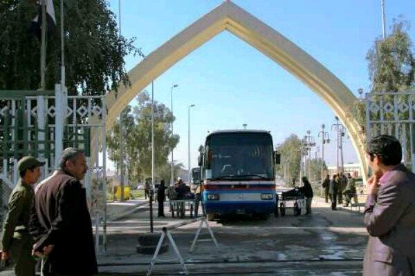 مرز خسروی از سوی ایران بسته نیست