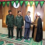 انتصاب فرمانده جدید پایگاه مقاومت بسیج اداره بنادر و دریانوردی مازندران