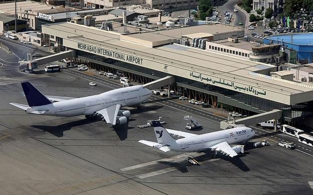 جابهجایی چهار میلیون مسافر در پرترافیک ترین فرودگاه کشور