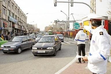 چند شیوه عجیب مخفی کردن پلاک خودرو توسط رانندگان