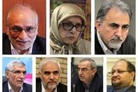 7 گزینه نهایی شهرداری تهران چه سوابقی دارند؟