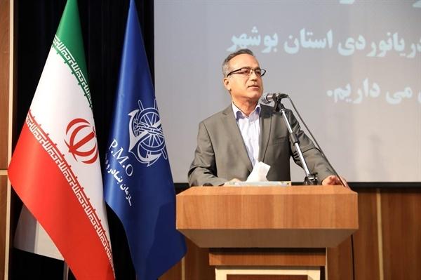 ایمنی ترددهای دریایی و مقابله با آلودگی دریا بوشهر