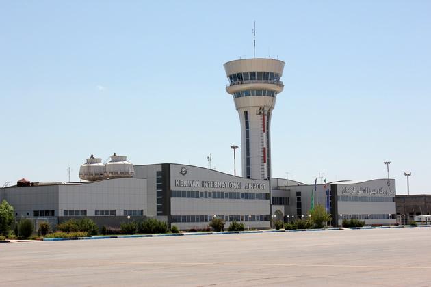 افتتاح پروژههای توسعه فرودگاه کرمان به ارزش بیش از ۳ هزار میلیارد ریال