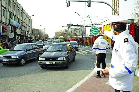 جریمه روزهای پنجشنبه، از پلیس انکار و از رانندگان اصرار +سند