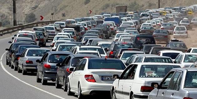 اعمال محدودیت های ترافیکی در محور کرج-چالوس+ جزئیات