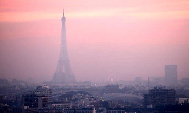 آلودگی هوا عامل مرگ ۴۰۰هزار نفر در اروپا/بزرگترین خطر سلامت محیطی