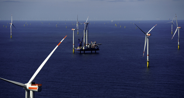 Denmark taking the lead in offshore wind