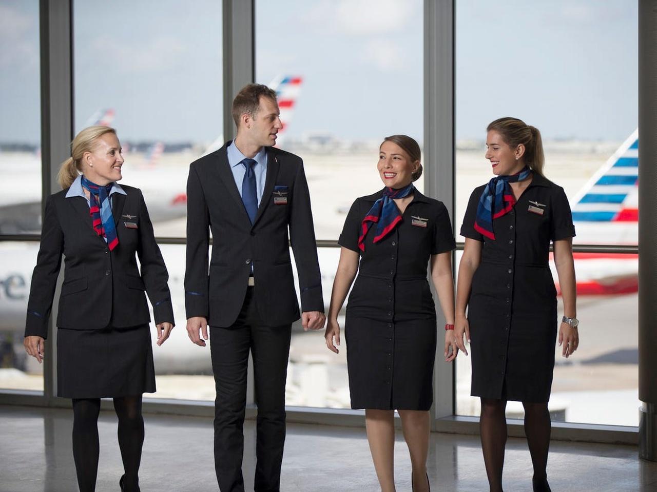 اَمِریکَن ایرلاینز (American Airlines)، آمریکا