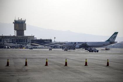 باند فرودگاه مهرآباد از دریچه دوربین تیننیوز