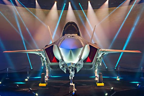 International Allies Receive F-35 Full Mission Simulators