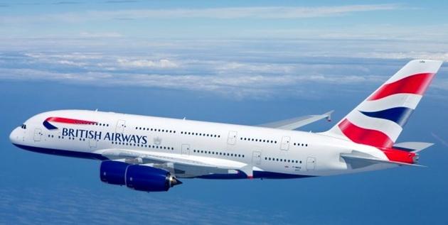 اعلام وضعیت اضطراری از سوی هواپیمای خطوط هوایی انگلیس