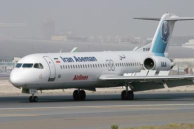 رعد و برق  پرواز تهران-بوشهر را لغو کرد