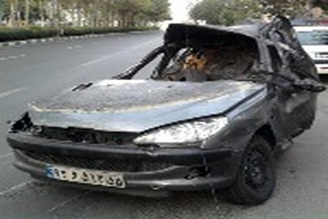 ۹ کشته و زخمی در سانحه رانندگی محور بستانآباد سراب