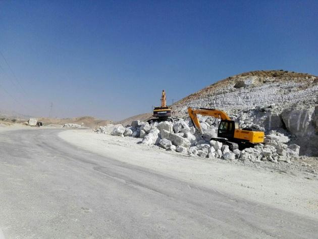 آخرین وضعیت احداث و تکمیل قطعات محور طالقان- هشتگرد