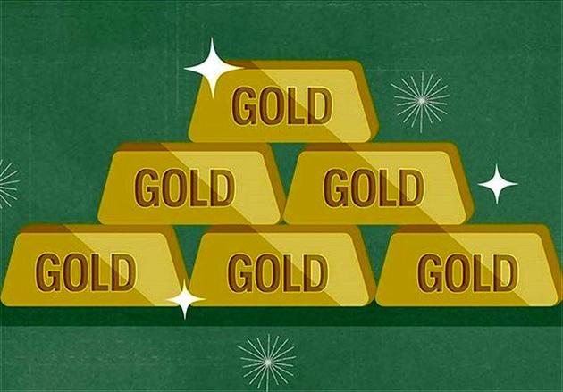 قیمت طلا به 1329 دلار رسید