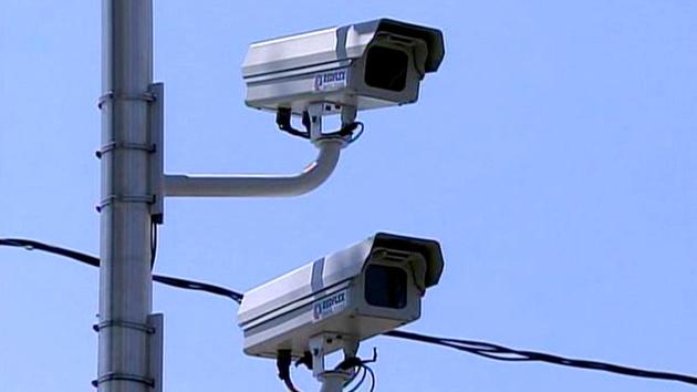 نصب دوربین مدار بسته کنترل ترافیک در مرکز شهرهشترود