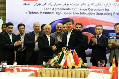 تاخیر در پروژه برقیسازی تهران-مشهد
