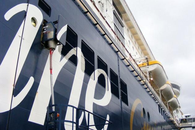Port of Kiel Opens 1st Onshore Power Supply Plant for Ships