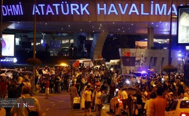 تیراندازی در فرودگاه بین المللی آتاتورک استانبول, و دستگیری دو فرد مهاجم