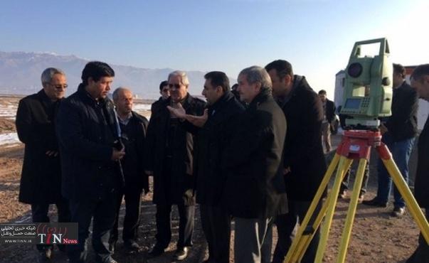 ◄ بازدید مدیرعامل شرکت ساخت و توسعه زیربناهای حملونقل از آزادراه میاندوآب - بوکان